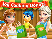 Play Joy cooking Donuts