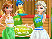 Joy Cooking Fresh Sandwich