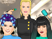 Play Kendall Jenner And Friends Hair Salon