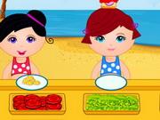 キッズビーチレストラン