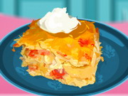 Play King Ranch Casserole