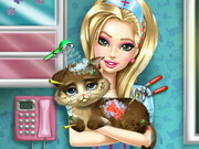 Play Kitty Rescue Vet