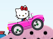 Play Kitty Ride Car