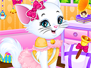 Play Kitty SPA Make-over