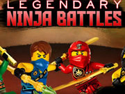 Play Legendary Ninja Battles
