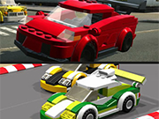 Play Lego Car Memory