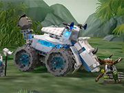Play Lego Chima Rogons Rock Flinger