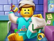 Play Lego Hospital Recovery
