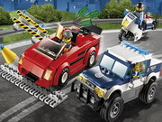 Play Lego Speed Chace Puzzle