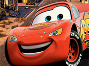 Play Lightning Mcqueen Maze Race Puzzle