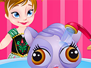 Play Little Anna's Little Pony