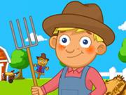 Play Little Farm Protect