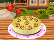 Play Love Cake cooking