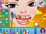 Play Maggie At Dentist