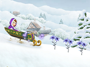 Play Magical Sled Race