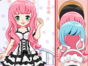 Play Maid Fashion Dressup