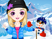 Play Make a Happy Snowman