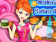 Play Makeover Salon Game