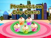 マンハッタンのカップケーキ