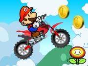 マリオアクロバティックバイク