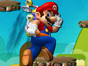 Play Mario Flying Adventures