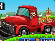 Play Mario Gifts Truck
