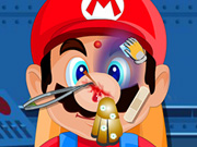 Play Mario Head Injury