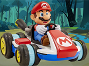 Play Mario Kart Jigsaw
