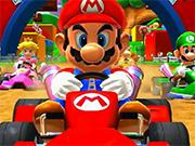 Play Mario Kart Memory