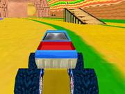 マリオモンスタートラックの3D