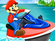 Play Mario Super Boats