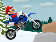 Play Mario Winter Trail