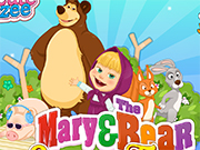 Play Mary And The Bear Summer Fun