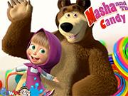 マーシャと熊キャンディシューター