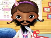 Play Mcstuffins Beard Shave