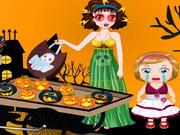 Play Melisa Halloween Slacking