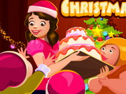 Play Merry Christmas Cakes
