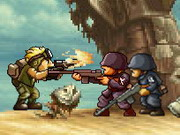 Play Metal Slug: Run
