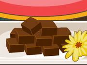 ミアクッキングチョコレートファッジ