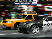 Play Miami Taxi Driver 2