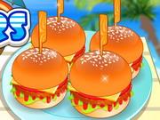 Play Mini Burgers