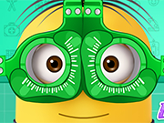 Play Minion At Eye Clinic