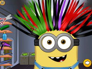 Play Minion At Hair Salon