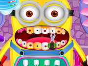 Play Minion At The Dentist