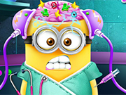 Play Minion Brain Doctor