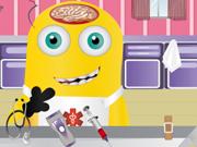 ミニオン脳外科手術
