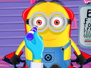 Play Minion Eye Care