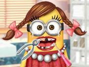 ミニオンガール歯医者