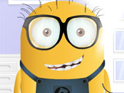 Play Minion Wearing Glasses