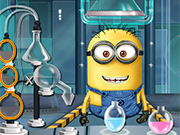 Play Minions Drinks Laboratory